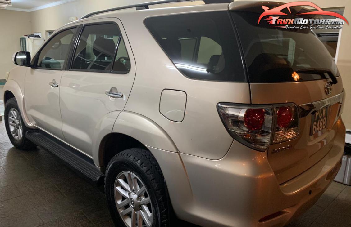 Toyota Fortuner 2012 Trini Motors